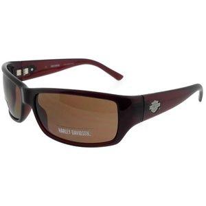 HD08060X-E13-62 Men's Brown Frame Brown Sunglasses
